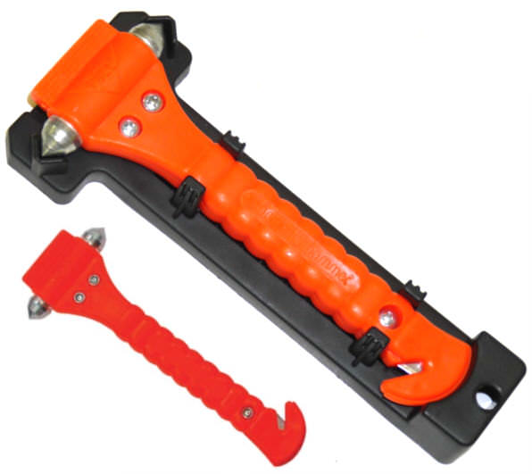 Emergency Rescue Hammer/ Seat Belt Cutter EH430