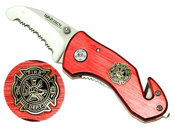 Fire Fighter Rescue Knife YC454FF