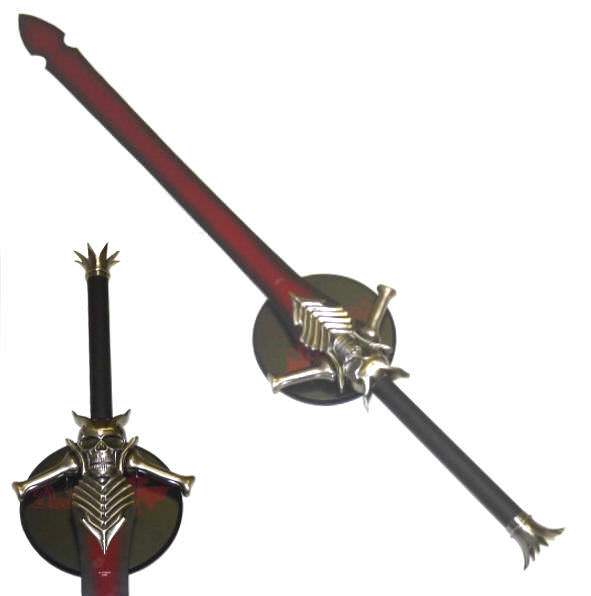 Giant 54in Fantasy Sword Devil May Cry TR0125