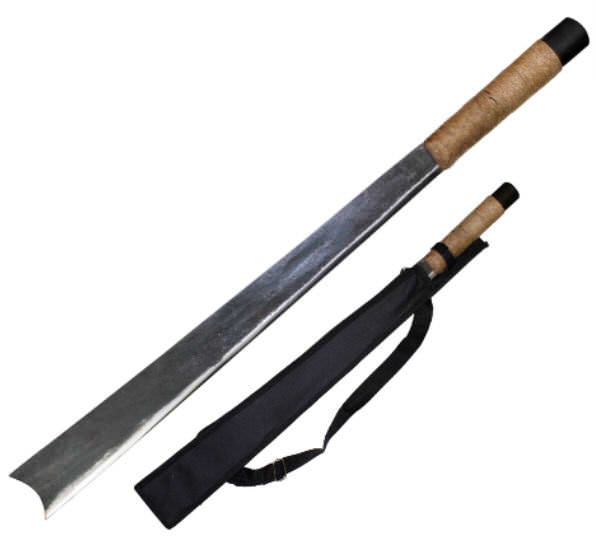 Huge Carbon Steel Machete/ Sword HK1488-295