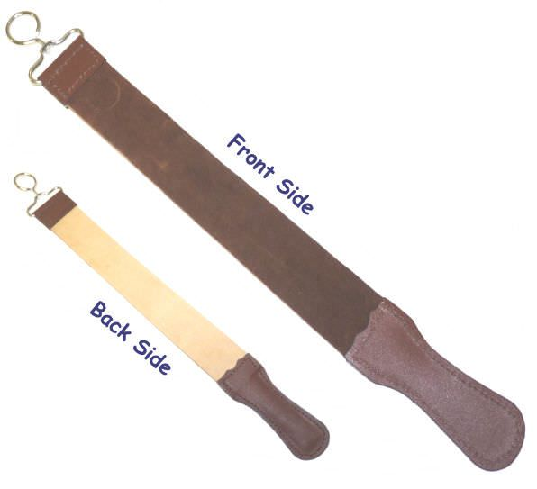 Leather Razor Strop Barber Type LSTR