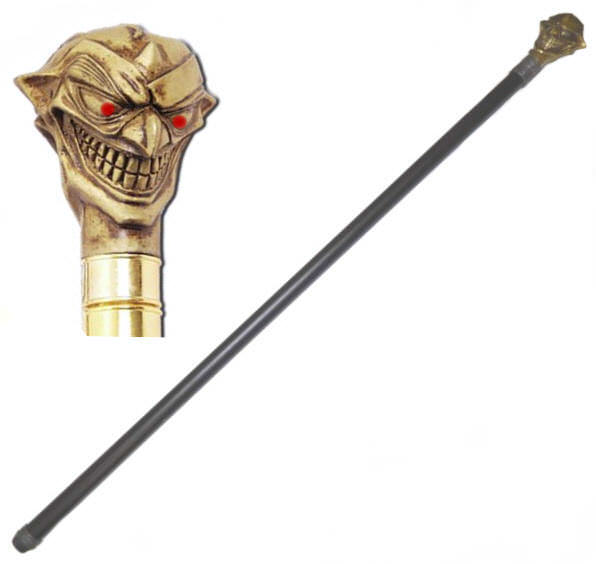 Lighted Joker Cane NO BLADE M2620-2