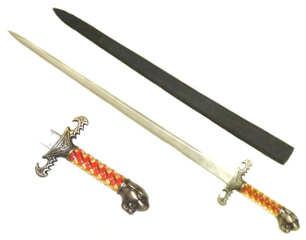 Lion Head Sword SW607