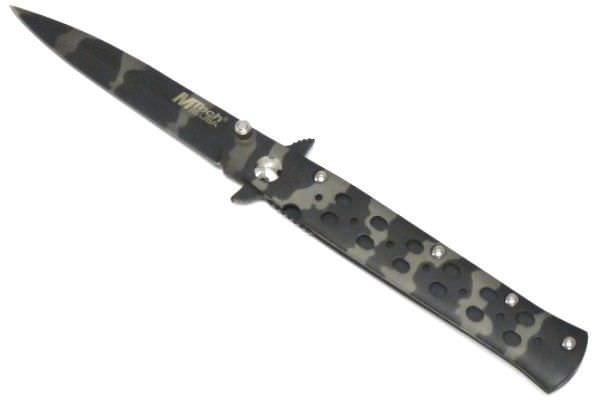 M-Tech Camo Stiletto Knife MT429