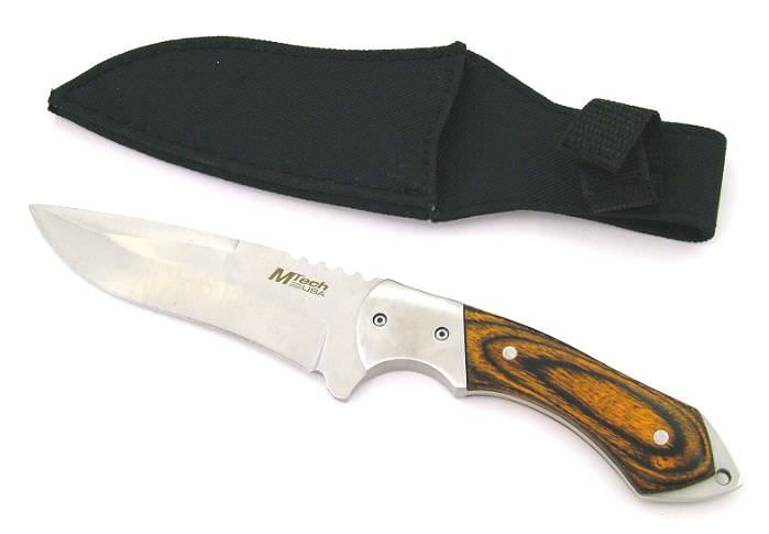 M-Tech Fixed Blade Hunting Knife MT080
