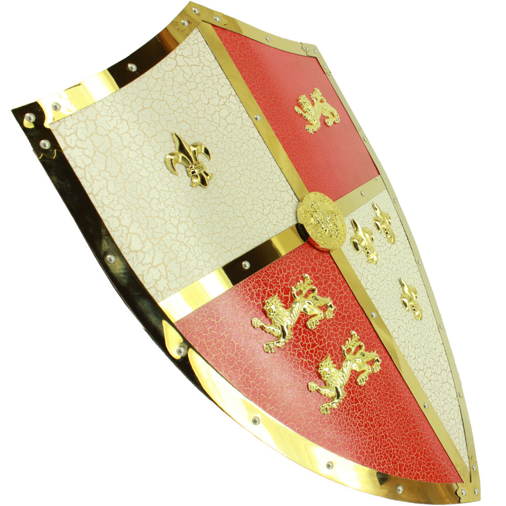 Annabelle's Weapons Medieval_Royal_Crusader_Shield_SH20