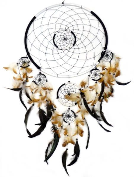 Native American 16in Dream Catcher 2898
