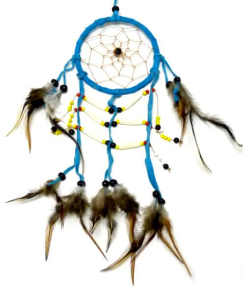 Native American 2.5in Dream Catcher 4844
