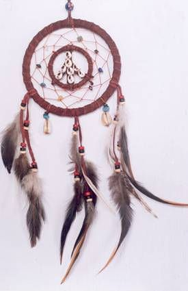 Native American Dream Catcher 4 4853