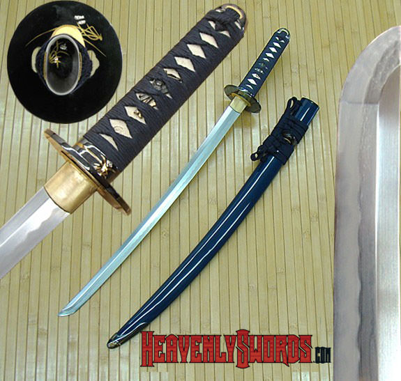 Orchid Wakizashi from Paul Chen