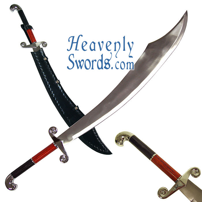 Persian Warrior Scimitar