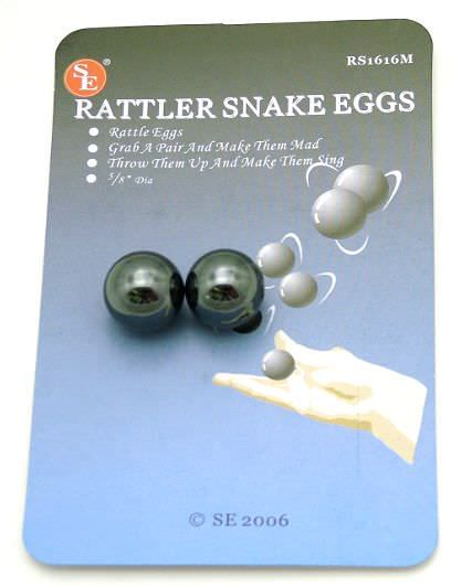 Rattle Snake Eggs RS1616M