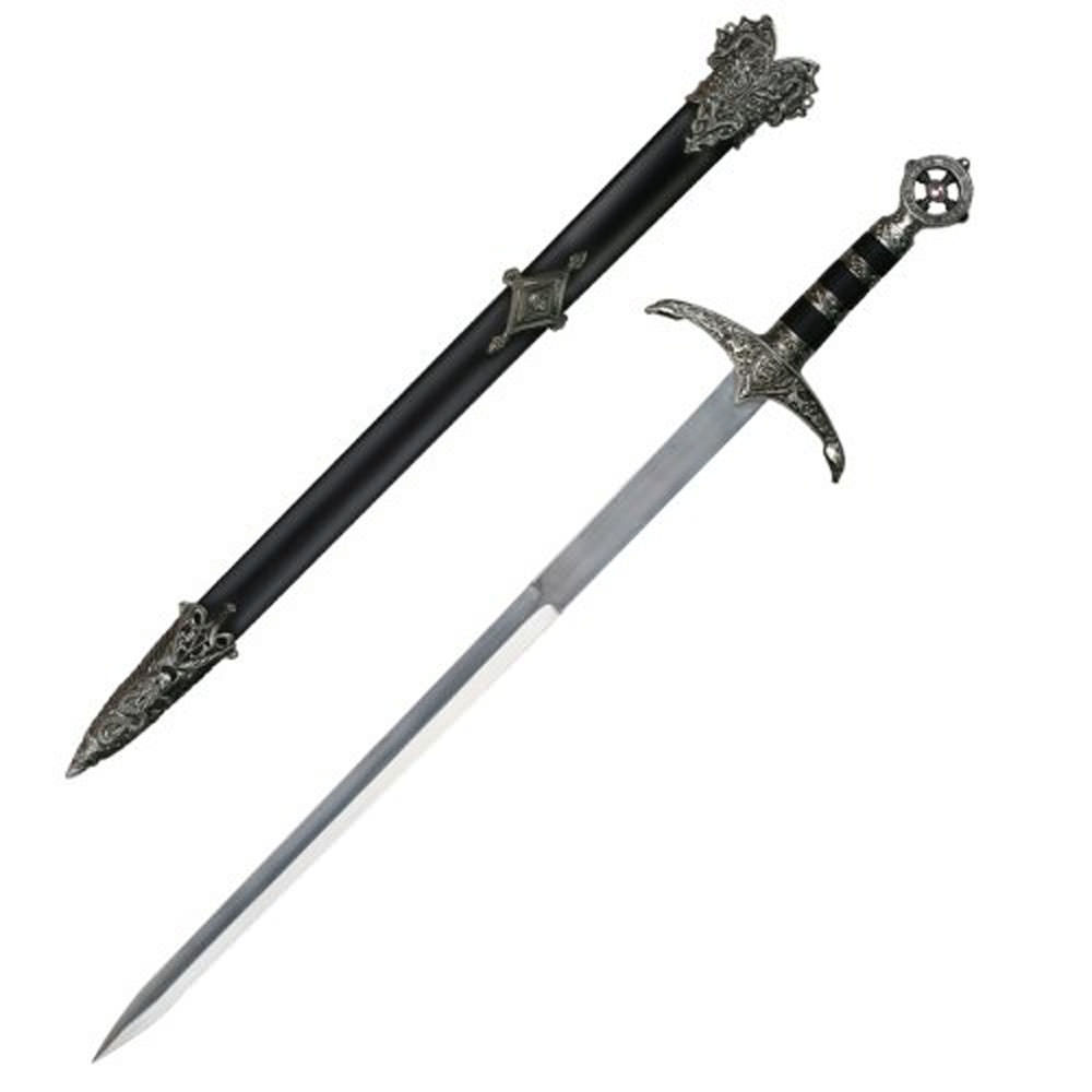 Robin Hood Short Sword with Scabbard