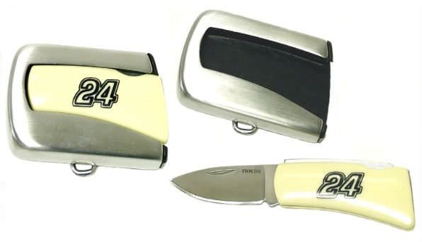 24 Belt Buckle & Knife M11006-24