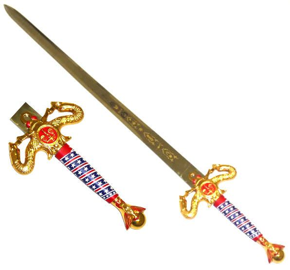 Liberty Sword GOLD PK628G