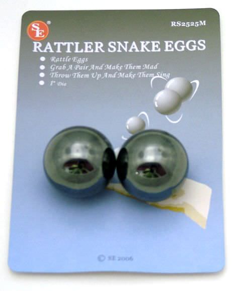 Rattle Snake Eggs RS2525Msale