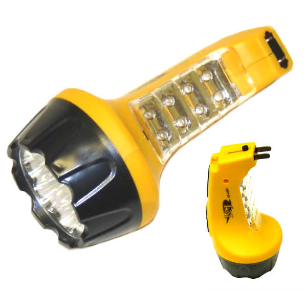 Recharageable LED Hand Lantern KD9189