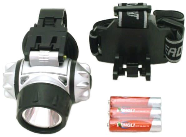 1 Watt Led Head / Bicycle Lamp FL8201B
