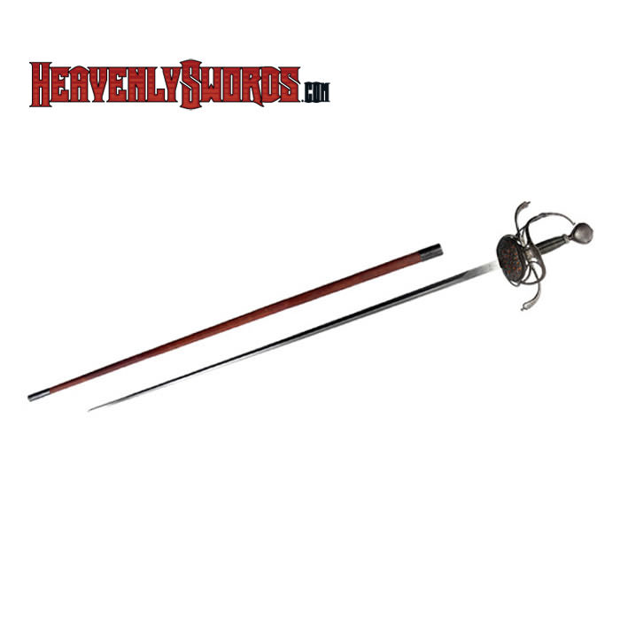 Gustav Rapier Antiqued