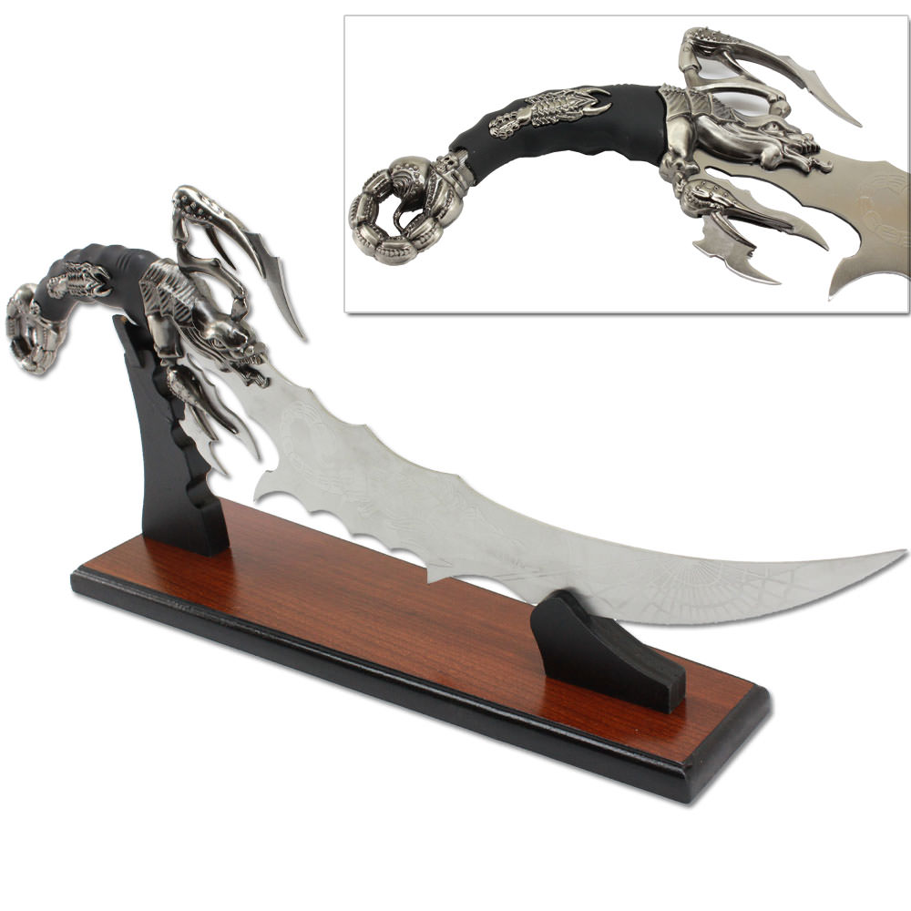 Scorpion Hunter Ancient Sabre Dagger Plain