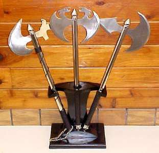 Battle Axe Display Stand (only)