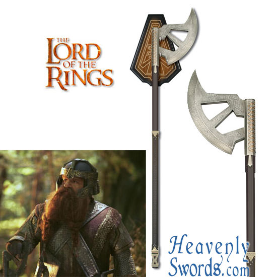 Walking Axe of Gimli