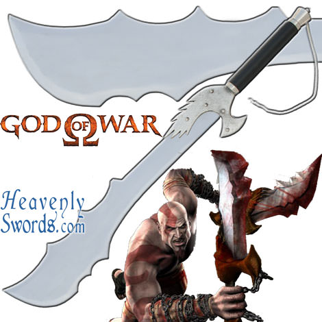 God of War Blade of Chaos