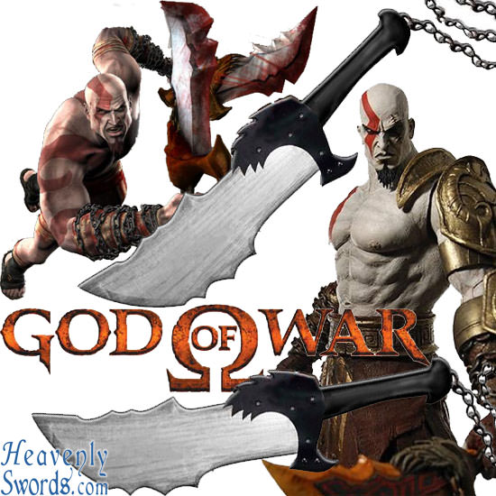 God of War Blades of Chaos