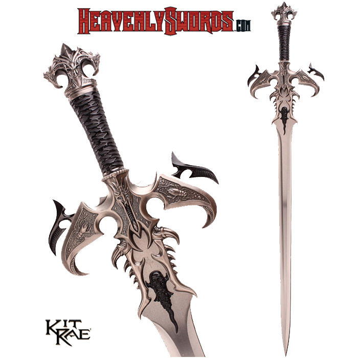 Molotoch the Slayer Sword | Kit Rae | Fantasy Gear ...