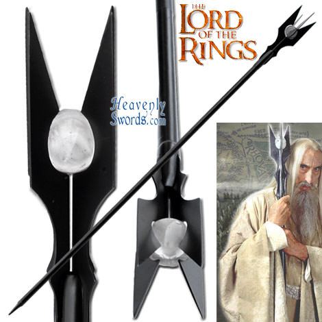 Staff of Saruman the White