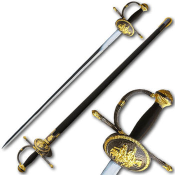 Roman Clascic Rapier Sword 41&quot;