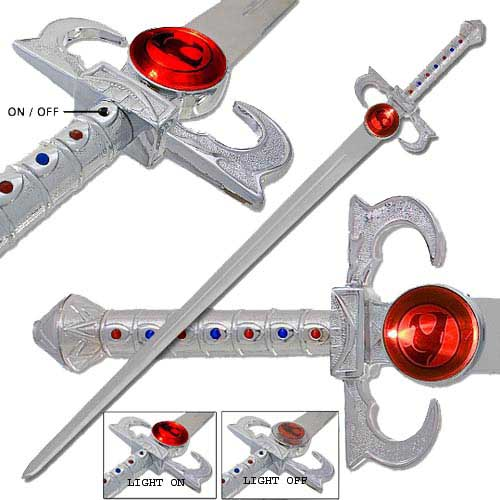 Deluxe Thundercats Lion-O's Sword of Omens 46""