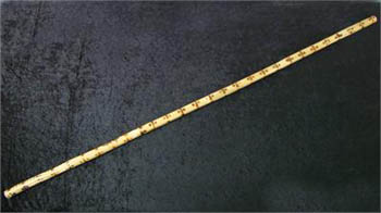 5 Foot Rattan Bo Staff 60""