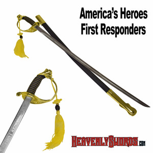 Gold America&#039;s Heroes Sword