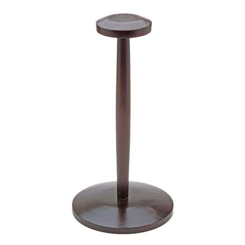 Universal Wooden Helmet Stand 16&quot;