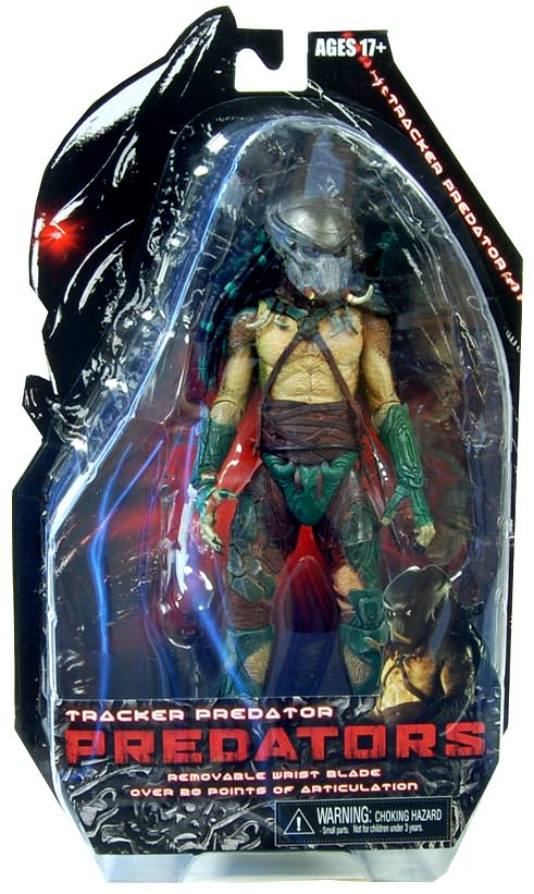 "Predator 7"" Series 2 Action Figure Tracker Predator"