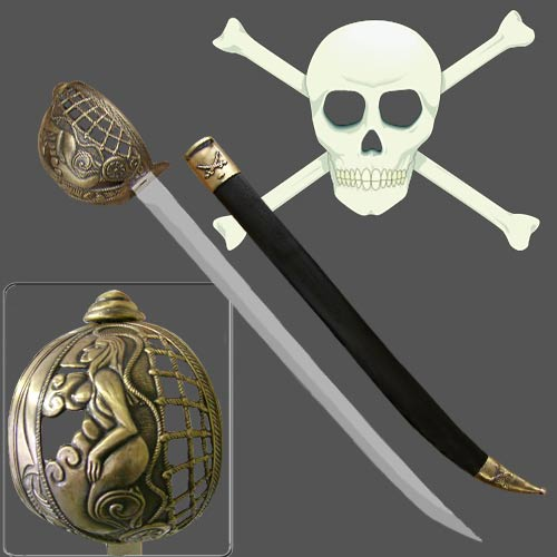 Pirate Sword 28 1/2""