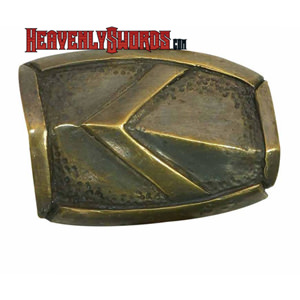 Rectangular Brooch 300