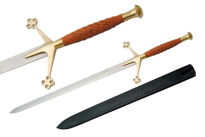 Royal Claymore Sword 40""
