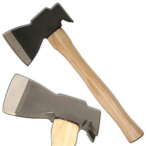 Outdoor Camping Throwing Axe Hatchet 13 3/4""