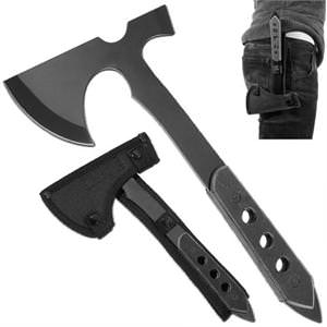 Battle Tech Tactical Throwing Axe and Sheath