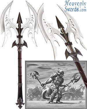 Black Legion Battle Axe