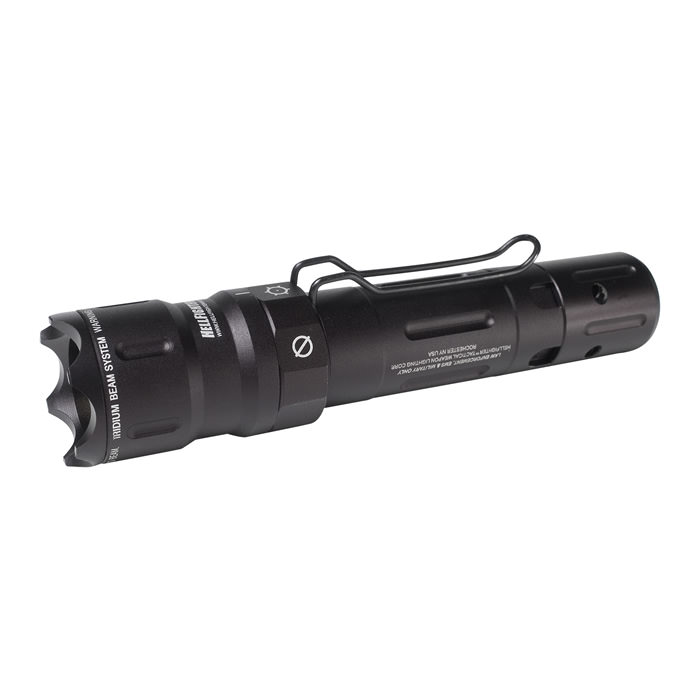 Dark Ops Hellfighter X 12 6V Tactical light - 150 Lumens 