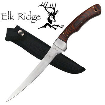"Elk Ridge 12 3/4"" Fillet Knife"