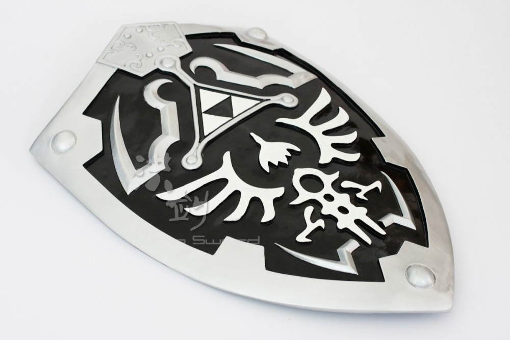 Dark Link's Zelda Hylian Shield