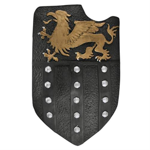 Medieval Griffin Jousting Knight Foam Shield LARP 21&quot;