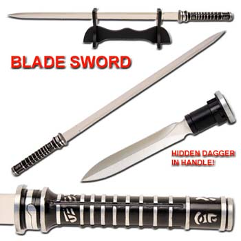 Blade - 36 1/3&quot; Sword of the Daywalker w/stand