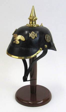 German Eagle Helmet with Picklehaube Spike