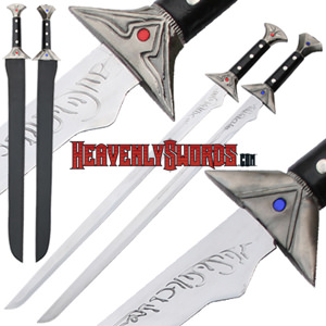 Forgotten Realms Icingdeath and Twinkle Sword Set