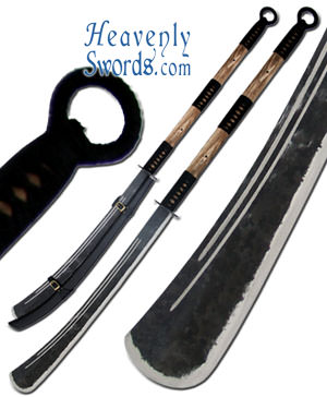 Handmade Battle-Worn Naginata
